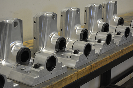 5 Axis Machining-Advanced Technology | Creative Blow Mold Tooling